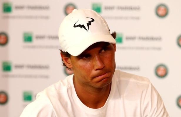 纳达尔抵里约状态堪忧 声称不确定是否打奥运